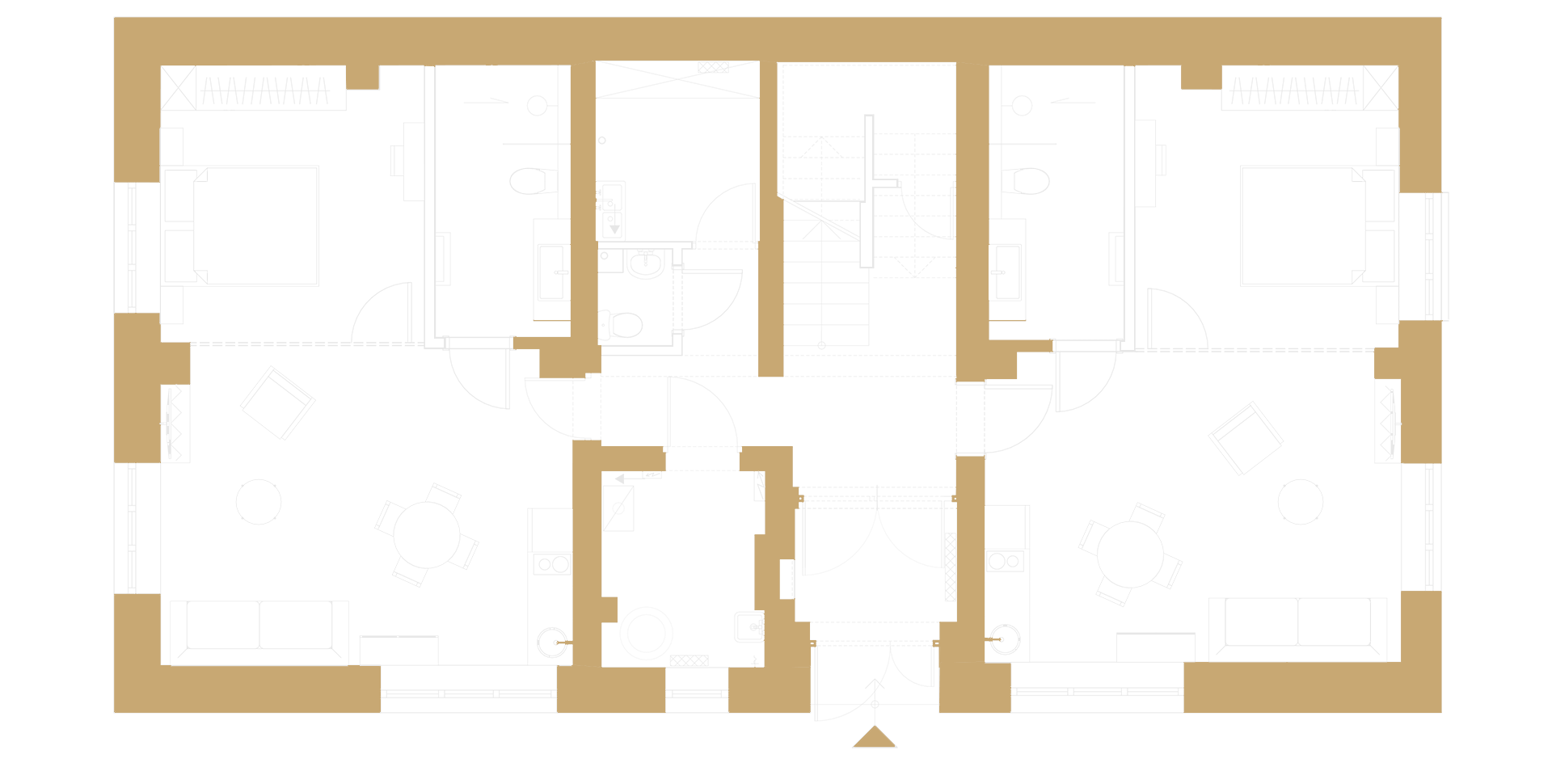 Budynek A – parter – white