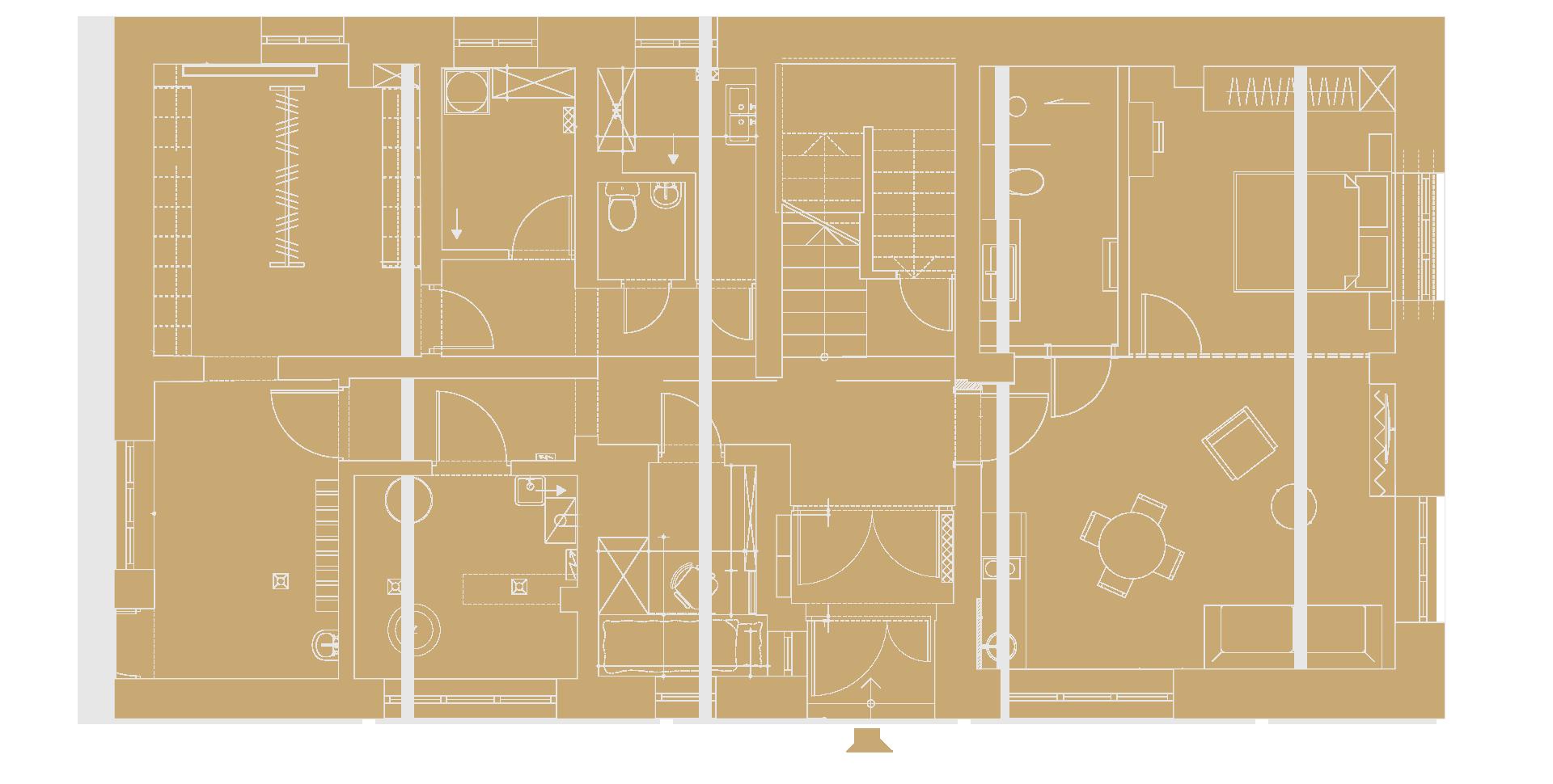 Budynek B – parter